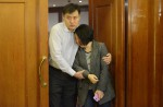 Chinese relatives' anger erupts in Malaysia over lost plane - 23