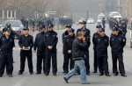 Chinese relatives' anger erupts in Malaysia over lost plane - 3