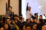 Chinese relatives' anger erupts in Malaysia over lost plane - 36