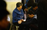 Chinese relatives' anger erupts in Malaysia over lost plane - 17