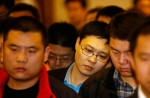 Chinese relatives' anger erupts in Malaysia over lost plane - 6