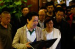 Chinese relatives' anger erupts in Malaysia over lost plane - 5