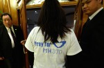 Chinese relatives' anger erupts in Malaysia over lost plane - 41