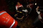 Chinese relatives' anger erupts in Malaysia over lost plane - 13