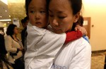 Chinese relatives' anger erupts in Malaysia over lost plane - 40