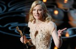 Winners at The Oscars 2014 - 5