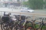 Flash flood along Chai Chee Road - 2
