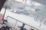 Flash flood along Chai Chee Road - 5