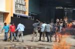 Khaw Boon Wan's Facebook photos of mock riot draw flak - 0