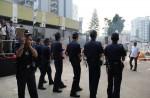 Khaw Boon Wan's Facebook photos of mock riot draw flak - 2