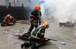 Khaw Boon Wan's Facebook photos of mock riot draw flak - 4