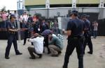 Khaw Boon Wan's Facebook photos of mock riot draw flak - 5