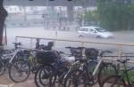 Flash flood along Chai Chee Road - 0