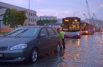 Heavy rain causes flash floods in several parts of S'pore - 6