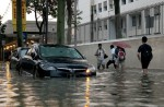 Heavy rain causes flash floods in several parts of S'pore - 1