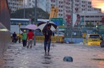 Heavy rain causes flash floods in several parts of S'pore - 8