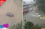 Flash flood along Chai Chee Road - 13