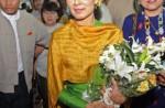 Aung San Suu Kyi's first visit to Singapore - 13