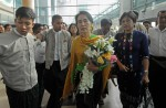 Aung San Suu Kyi's first visit to Singapore - 10