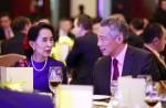 Aung San Suu Kyi's first visit to Singapore - 2