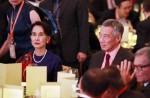 Aung San Suu Kyi's first visit to Singapore - 0