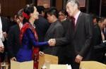 Aung San Suu Kyi's first visit to Singapore - 3
