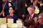 Aung San Suu Kyi on first visit to Singapore - 9