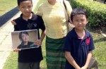 Aung San Suu Kyi on first visit to Singapore - 11
