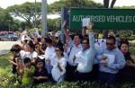 Aung San Suu Kyi on first visit to Singapore - 10