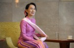 Aung San Suu Kyi on first visit to Singapore - 4