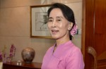 Aung San Suu Kyi on first visit to Singapore - 3