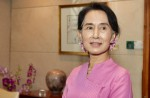 Aung San Suu Kyi on first visit to Singapore - 5