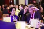 Aung San Suu Kyi on first visit to Singapore - 7