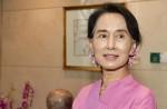 Aung San Suu Kyi's first visit to Singapore - 8