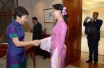 Aung San Suu Kyi's first visit to Singapore - 6