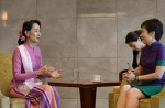 Aung San Suu Kyi's first visit to Singapore - 5