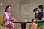 Aung San Suu Kyi's first visit to Singapore - 5