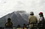 Mount Sinabung erupts - 16
