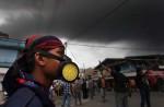 Mount Sinabung erupts - 27