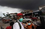 Mount Sinabung erupts - 30