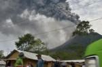 Mount Sinabung erupts - 31