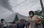 Mount Sinabung erupts - 33