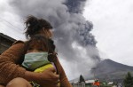 Mount Sinabung erupts - 34
