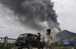 Mount Sinabung erupts - 35