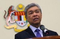 More a responsibility than reward: Malaysia's deputy PM