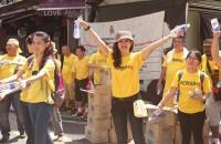 Bersih 4: Girls of Bersih go viral