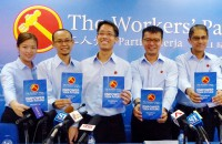 Workers' Party unveils manifesto for upcoming General Election