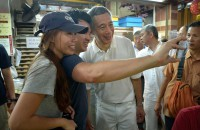 PM and team 'will give their all' in contest for Ang Mo Kio GRC