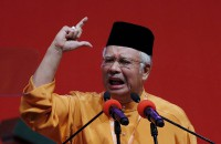 Task force to probe alleged Malaysia PM money trail