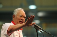 "Malaysian PM says referred ""wild allegations"" against him to lawyers"